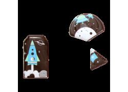 Décoration enfant bleu