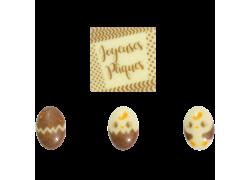 Joyeuses Pâques Œufs
