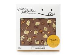 Tablette chocolat lait - L'Américaine