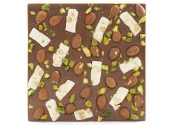 Tablette chocolat au lait - La Nougat