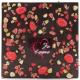 Tablette chocolat noir - Pralines Roses