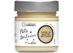 Pâte à tartiner - Crème de galettes bretonnes