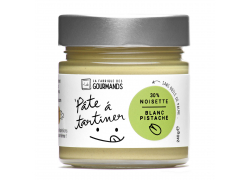Pâte à tartiner - Blanc Noisette & Pistache