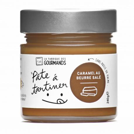 Pâte à tartiner - Caramel au beurre salé