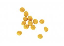Céréales croustillantes enrobées orange