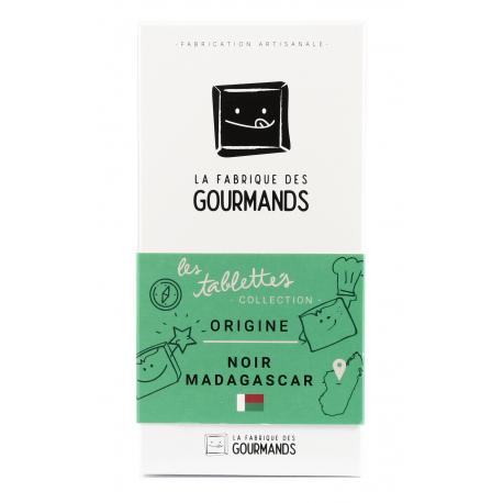 Chocolat Noir - Madagascar